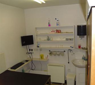 Gortlands Vet Cardiology Machine